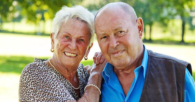 Senioren online-dating